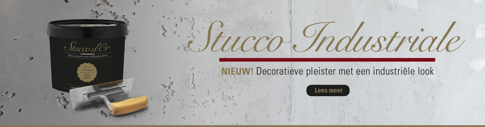 Stucco d'Or - Stucco Industriale